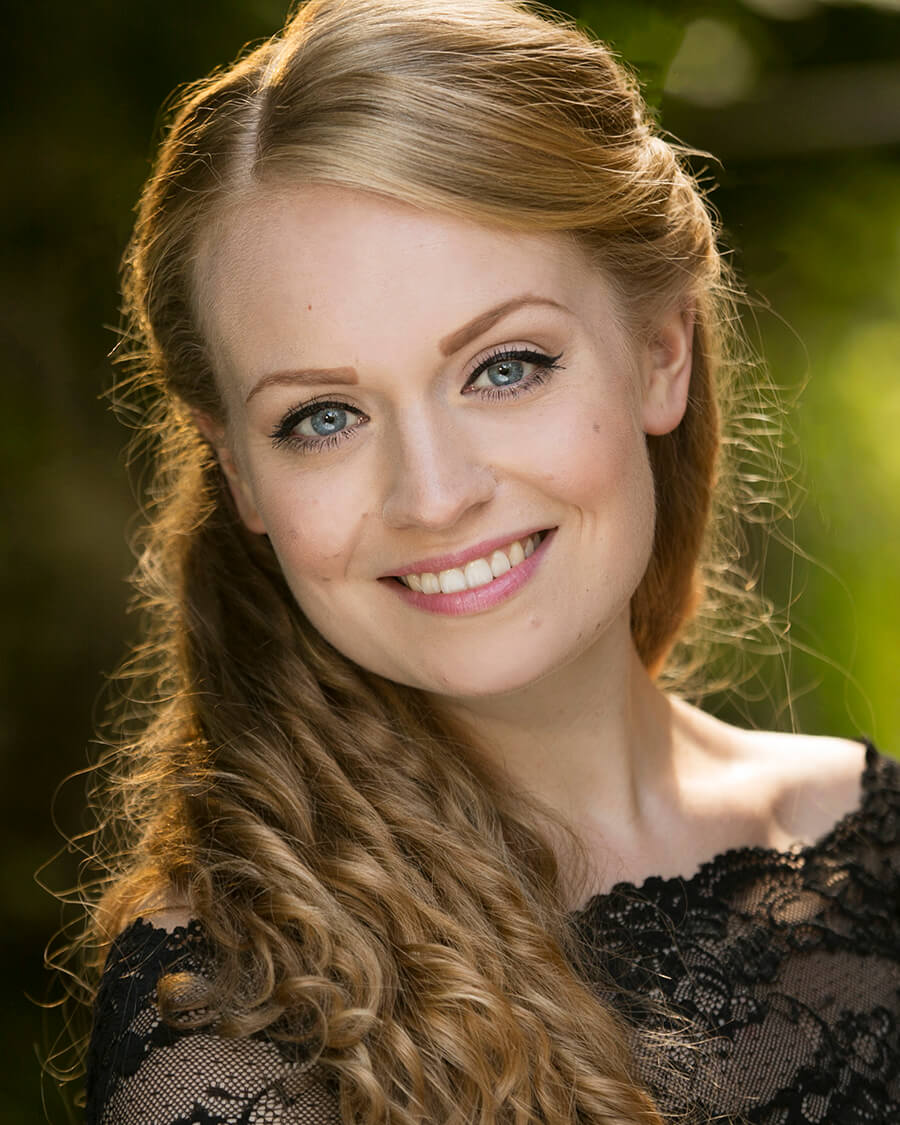 Headshot of Francesca Benton-Stace