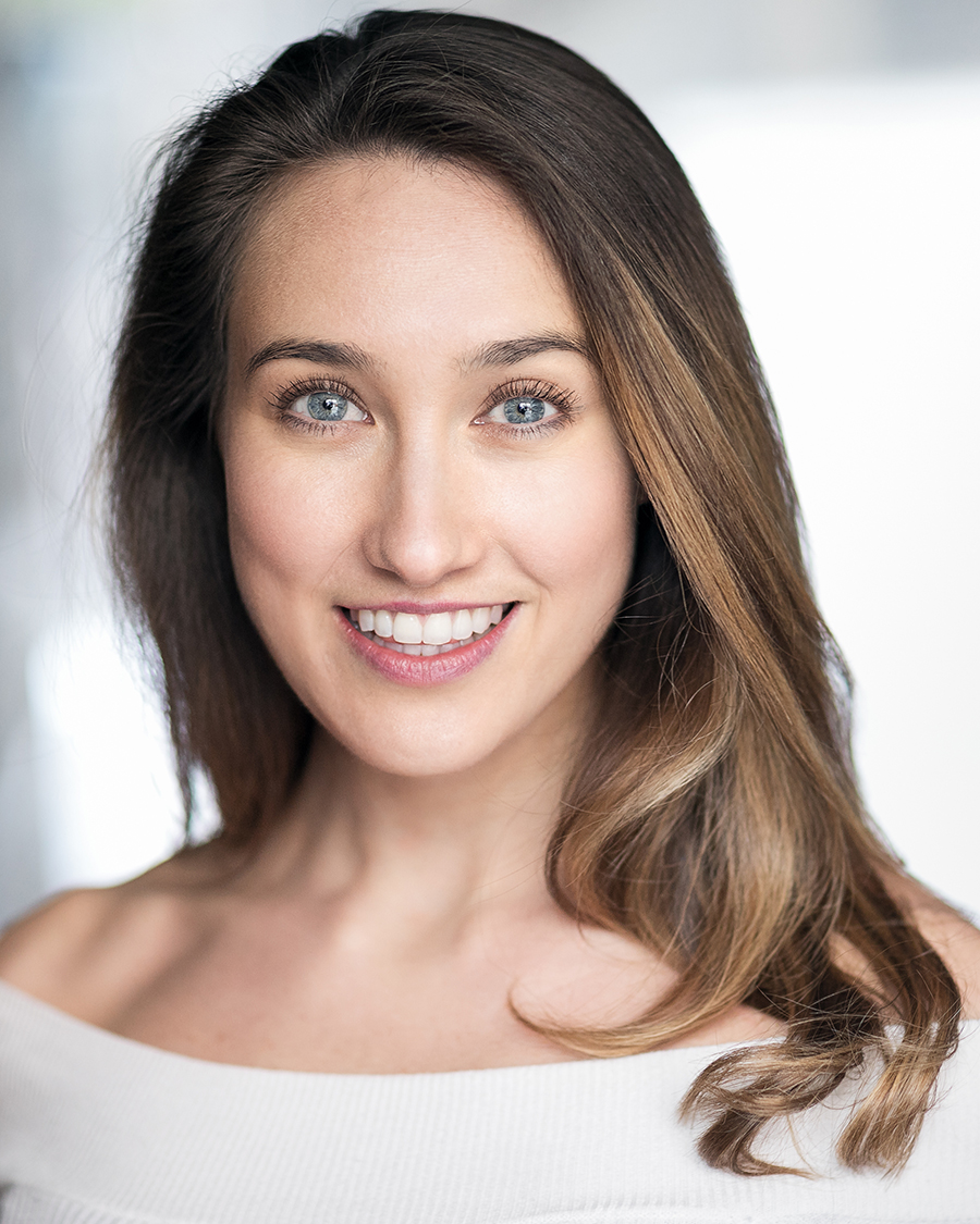 Headshot of Sophie Camble