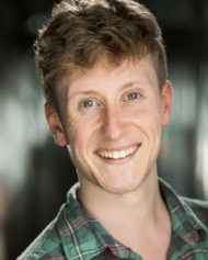 Headshot of Robbie Noonan